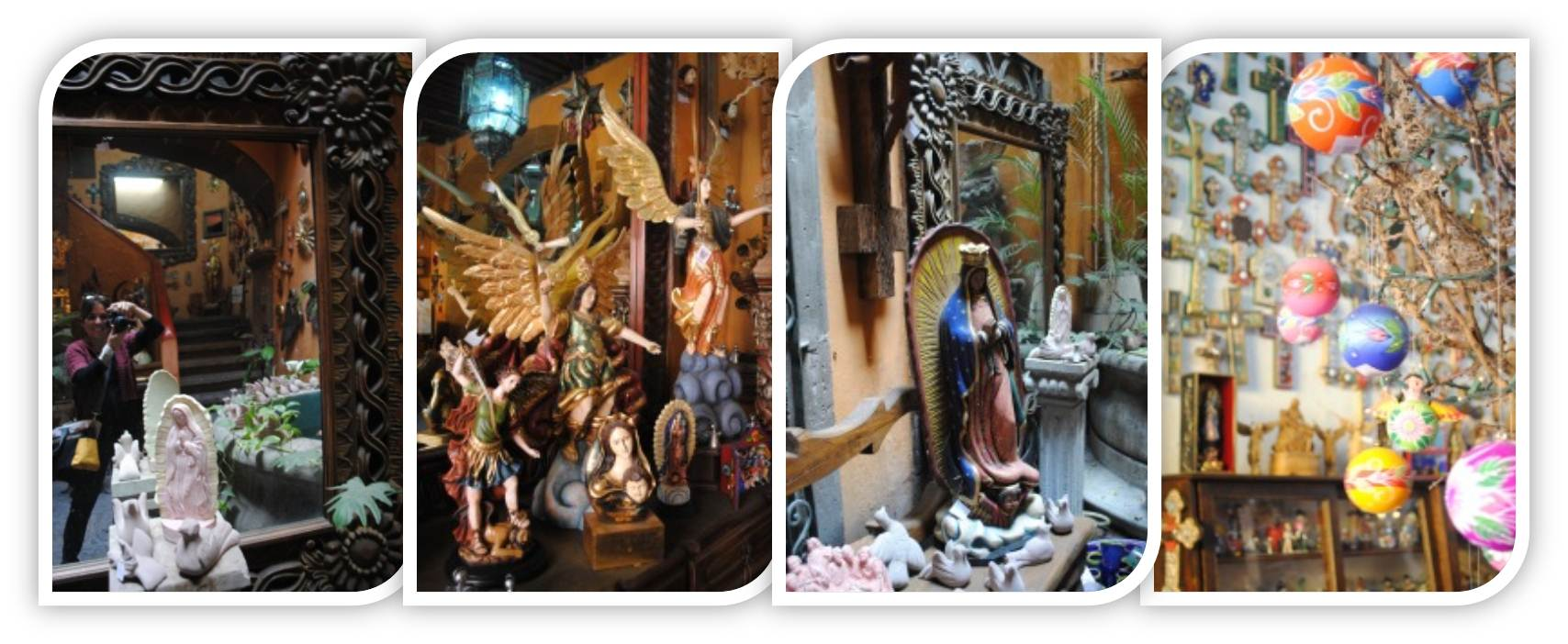 Artesanato San Miguel De Allende ~ cultura A grama da vizinha