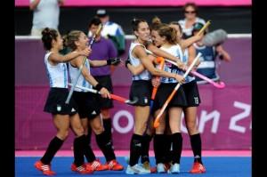 Hoquei feminino Argentina
