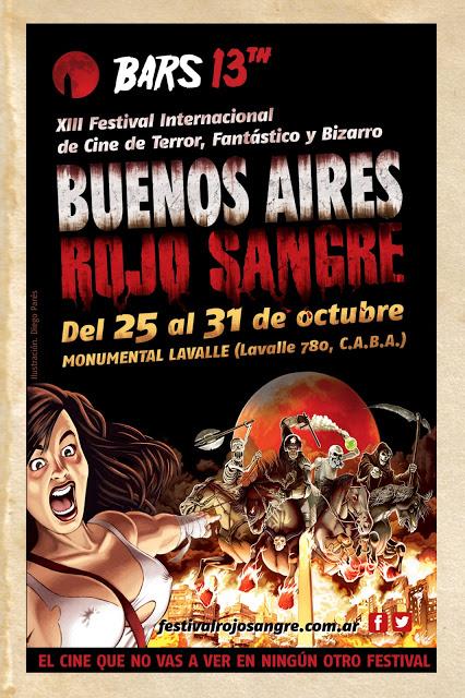 Festival Buenos Aires Rojo Sangre
