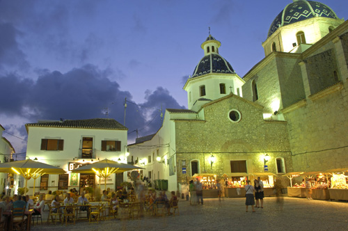 Altea - Casco Antiguo