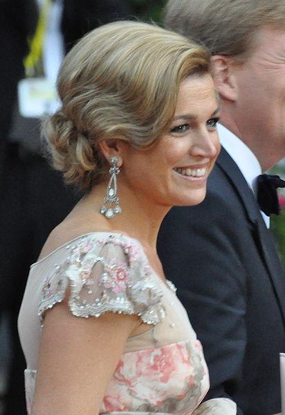 Máxima, a rainha da Holanda