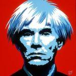 Andy Warhol, auto-retrato