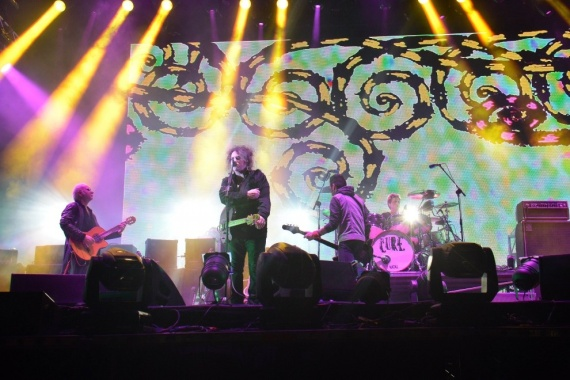 The Cure em Buenos Aires