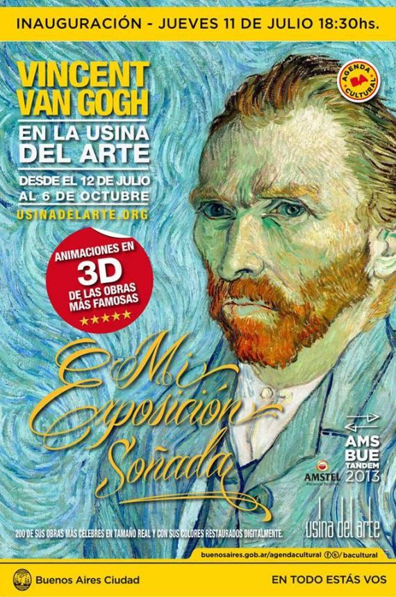 Vincent Van Gogh em Buenos Aires