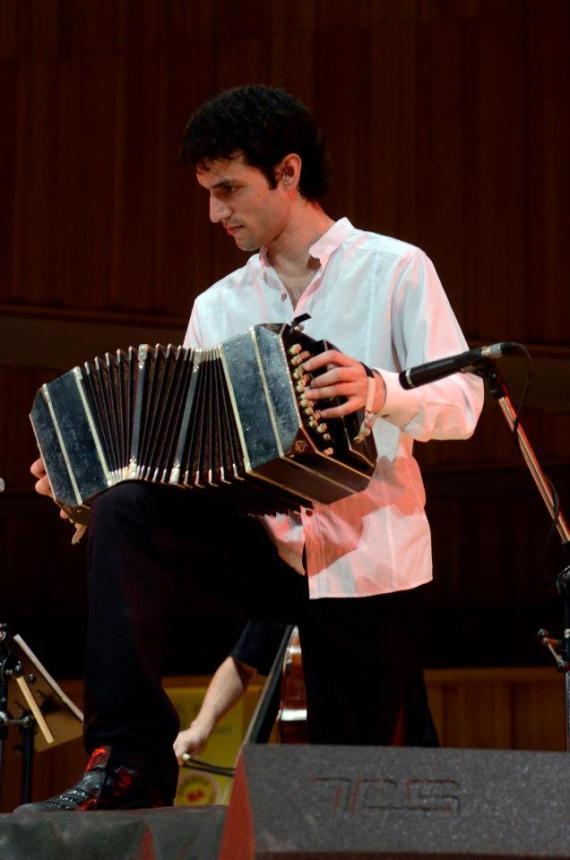 Bandoneon, a alma do tango