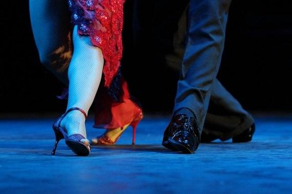 Tango no pé